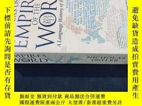 二手書博民逛書店Empires罕見of the wordY258675