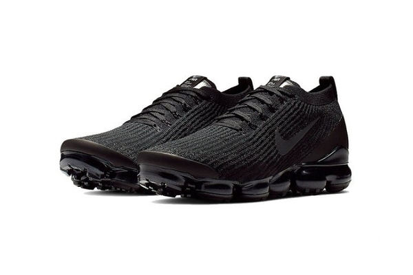 ISNEAKERS NIKE AIR VAPORMAX FLYKNIT 3 黑魂 全黑 慢跑 氣墊鞋 AJ6900-004