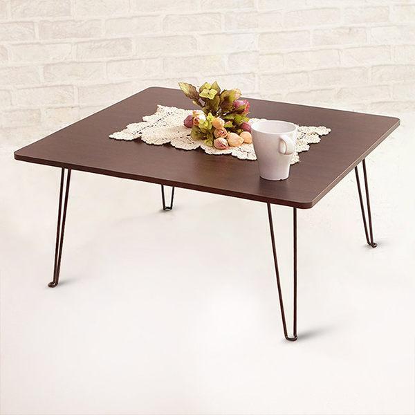 茶几桌【澄境】免組裝-簡約型和室桌 桌子 小桌子 電腦桌 露營 外宿 折合桌 折疊桌 摺疊桌 TA053
