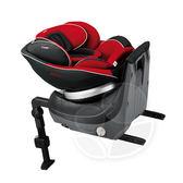 Combi 康貝 Neroom ISOFIX 旋轉式汽車安全座椅-伯爵紅【佳兒園婦幼館】