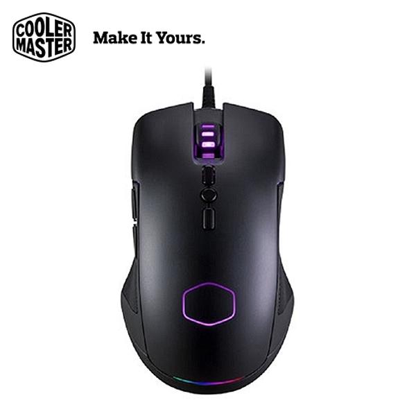 【Cooler Master 酷媽】CM310 RGB 電競滑鼠