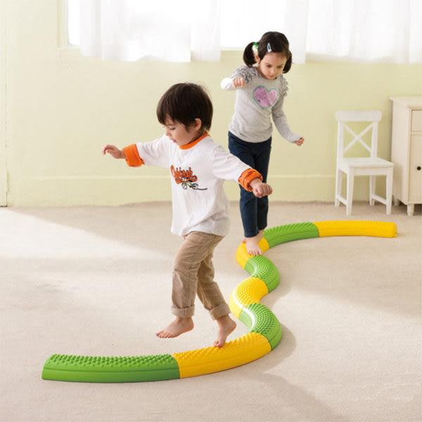 【Weplay】踩踏平衡觸覺板 (曲線) (幼教社 親子餐廳 感覺統合 教具 遊具 批發 玩具 童書 採購)