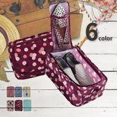 【LC0020】大容量防水鞋子收納袋/洗漱/化妝包/行李整理袋/旅行袋/玩具收納袋/內衣褲收納