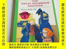 二手書博民逛書店the罕見GREAT SHAMROCK DISASTER(英文)