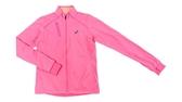 [陽光樂活]ASICS亞瑟士 服飾 / 外套 / 女彈性平織外套135223-0656 粉色