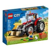 LEGO 樂高 CITY 城市系列 60287 拖拉機 【鯊玩具Toy Shark】