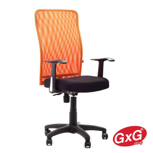 吉加吉 短背半網 電腦椅  型號010 (3色)