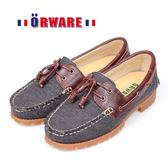 ORWARE-「超柔軟」MIT變形雷根鞋/女款 652023-25(鐵灰)