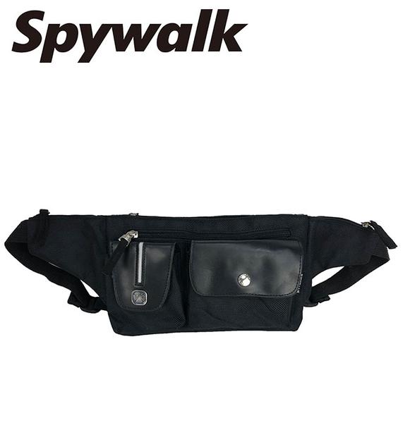 SPYWALK  簡約素色口袋腰包 NO:2638