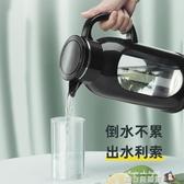 冷水壺玻璃耐熱高溫防爆水瓶家用大容量涼白開水杯茶壺防摔涼水壺  魔方數碼館