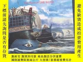 二手書博民逛書店Black罕見Ships Before Troy 特洛伊之前的黑