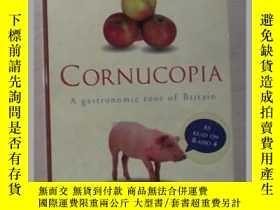 二手書博民逛書店英文原版書罕見Cornucopia by Paul Richar