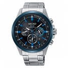 SEIKO 精工 太陽能 三眼計時手錶 SSC683P1 (V175-0ER0A)