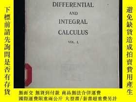 二手書博民逛書店Differential罕見and integral calcu