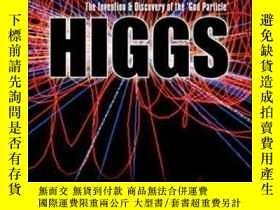 二手書博民逛書店Higgs:罕見The Invention And Discovery Of The god Particle