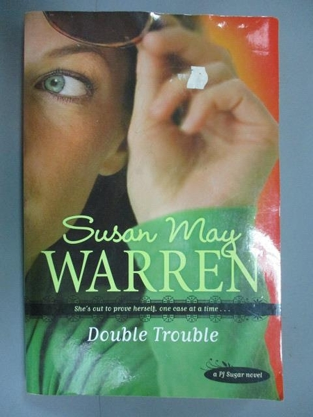 【書寶二手書T2/原文小說_ICJ】Double Trouble_Warren, Susan May