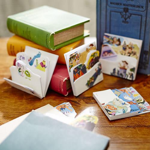 《sun-star》皮克斯趣味童心系列造型自黏便箋(怪獸電力公司)★funbox生活用品★_UA47654