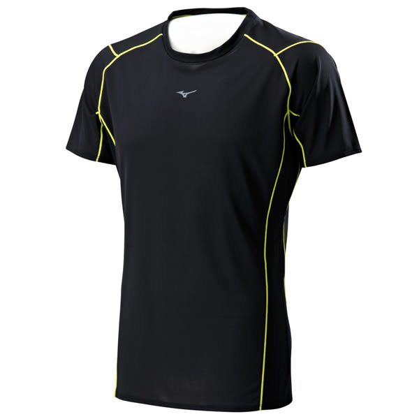 Mizuno  奧運記錄高級昇華印刷設計 男路跑T恤 J2TA600409