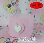 存錢罐韓國創意女孩成人紙幣儲錢罐只進不出大兒童儲蓄罐 藍嵐小鋪
