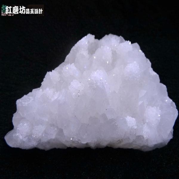 【Ruby工作坊】NO.213WM優質天然白水晶簇(加持祈福)