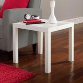【雙12】全館大促宜家小方桌簡約小木桌茶幾小餐桌迷你簡易家用小茶桌現代拉克邊桌