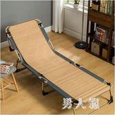 辦公室午休床墊子折疊床配套陪護床行軍棉墊床褥 QW9019『男人範』