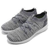 Skechers 慢跑鞋 Go Run 600 灰 白 針織鞋面 襪套式設計 女鞋 運動鞋 【PUMP306】 15070GRY