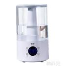 加濕器 墨器加濕器家用靜音臥室內孕婦嬰兒凈化空氣小型香薰大霧量噴霧器 韓菲兒