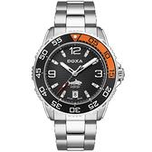 瑞士時度表DOXA Shark 深潛系列(男)-200M機械腕錶   D162SBO