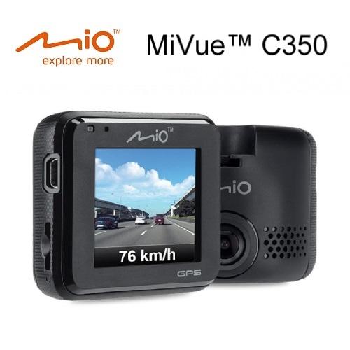 【免運費】Mio MiVue C350 F1.8光圈 SONY感光 GPS+測速 行車記錄器 (公司貨)