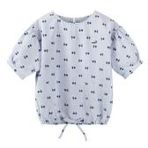 『小鱷魚童裝』泡泡袖縮口上衣(08號~16號)533154