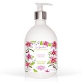 Institut Karite Paris 巴黎乳油木 蘭花花園香氛液體皂(500ml)