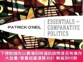 二手書博民逛書店Essentials罕見Of Comparative PoliticsY256260 Patrick H. O
