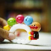 超人手搖鈴嬰幼兒響鈴玩具 寶寶手抓棒手抓搖鈴早教益智玩具【全館免運八五折】