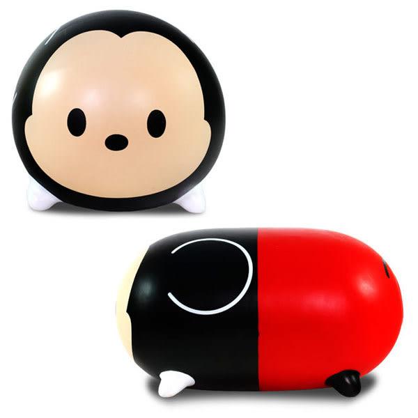 tsum tsum !!免運!! 迪士尼跳跳米奇 正版 / 居家擺飾 坐凳 充氣玩具 平衡訓練 生日禮物 交換禮物
