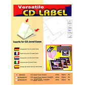 ◆免運費◆寶瑪 印碟通 BMJ002 CD/DVD光碟盒封套/一般噴墨/上下標皆有(一組1包)