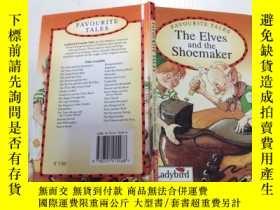 二手書博民逛書店The罕見elves and the shoemaker:小精靈和鞋匠Y200392