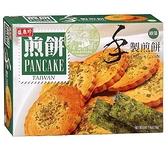 盛香珍手製煎餅-綠藻口味210g【愛買】