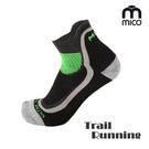 MICO Trail Running運動襪CA1502 (S-XL) / 城市綠洲 (義大利、萊卡、耐磨、襪子、彈性)
