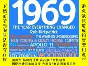 二手書博民逛書店罕見1969Y364682 Rob Kirkpatrick Skyhorse Publishing 出版20