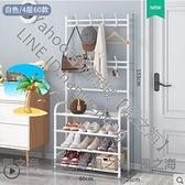 鞋架簡易門口鞋架子家用經濟型鞋櫃收納室內好看簡易防塵宿舍神器【風之海】