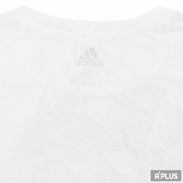 Adidas 女 MAGIC LOGO TEE 愛迪達 圓領T(短)- CZ8005