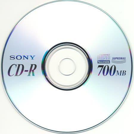 ◆批發價◆免運費◆SONY 空白光碟片 CD-R 48X 700MB 空白光碟片 (50片裸裝x12)  600PCS  ◆批發價◆