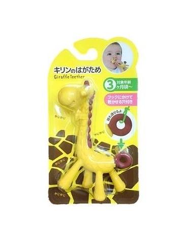 小饅頭***EDISON 嬰幼兒趣味長頸鹿潔牙器*特價242元