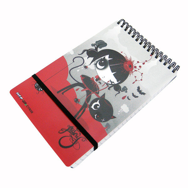 【特價】4折 HFPWP 筆記本 (大) Misery 名師設計精品 全球限量商品 CYN58