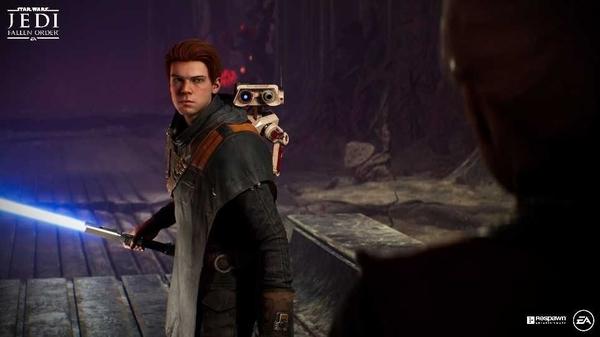 PS4 遊戲片 Star Wars 星際大戰 Jedi: Fallen Order 絕地:組織殞落 支援多語言