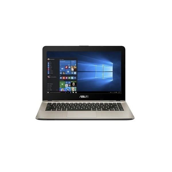 華碩 ASUS X441NA 黑 240G SSD全固態特仕版【N4200/14吋/四核心/超值文書機/Win10/Buy3c奇展】