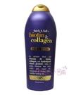 【彤彤小舖】美國品牌 OGX 洗髮精 750ml / 25.4oz 生物素&膠原蛋白 脆弱稀疏髮質 經濟大容量