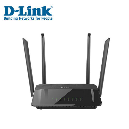 【外盒破損福利品,原廠保固6個月】D-Link 友訊 DIR-822 Wireless AC1200 802.11ac 雙頻 無線 路由器