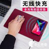 無線充電器-蘋果X無線充電器鼠標墊8plus安卓萬能通用三星s9-奇幻樂園